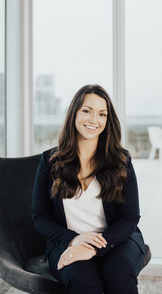 Jaclyn Vanstone RHE Lawyer
