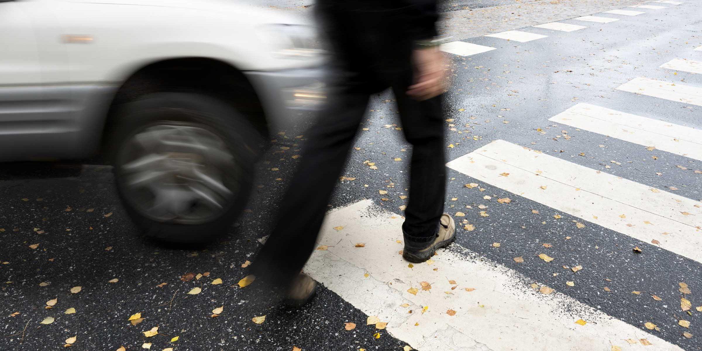 RHE obtains $1.148 million award for pedestrian struck in a hit and run collision